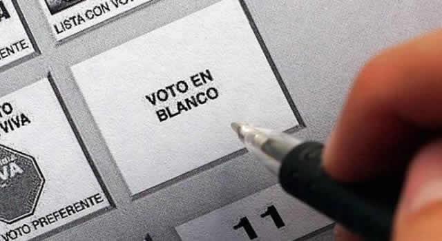 Registraduría reporta 129 comités inscriptores de candidaturas y promotores del voto en blanco para el Congreso
