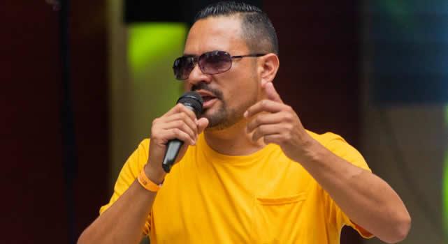 William Salazar, el artista que quiere llegar al concejo de Soacha