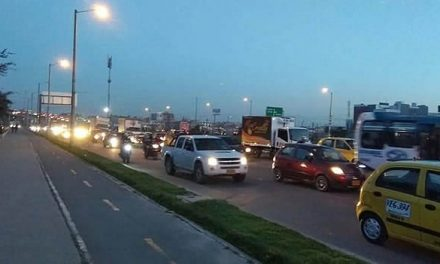 Comienzan reacciones al pico y placa propuesto en la Autopista Sur de Soacha