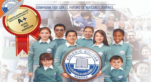 Colegio Bolívar de Soacha consolida  nuevo convenio de articulación con la educación superior