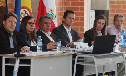 Se instauró comisión de empalme  en la Alcaldía de Soacha