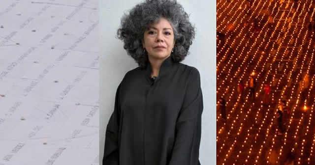 Doris Salcedo gana premio internacional de arte