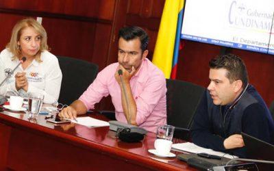 Continúa proceso de empalme en la Gobernación de Cundinamarca