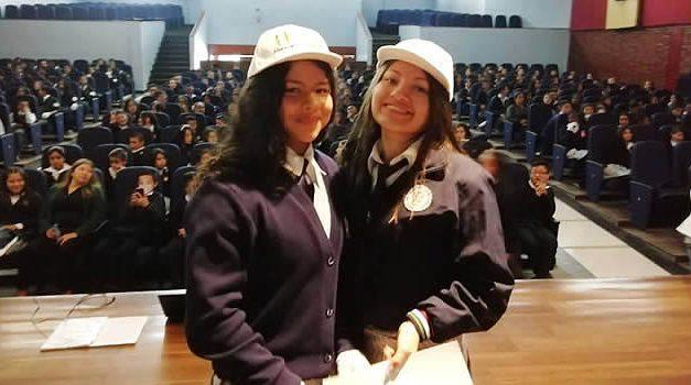 Más de 350 estudiantes soachunos certificados como conciliadores escolares