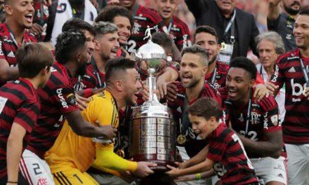 Flamengo se quedó con la Copa Libertadores