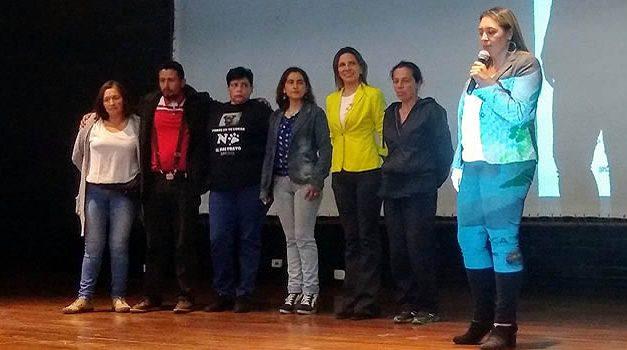 Se realizó foro Juntos por la Protección Animal en el teatro SUA de Soacha