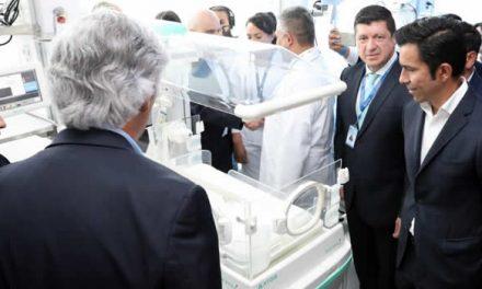 Se inaugura nuevo Hospital Regional de Zipaquirá