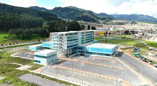 El 26 de noviembre entra en funcionamiento nuevo Hospital Regional de Zipaquirá
