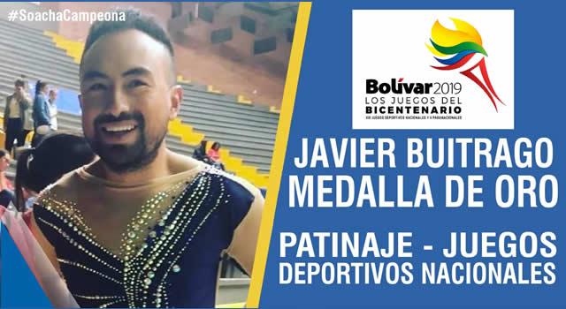Soachuno gana primer oro para Cundinamarca en los Juegos Nacionales