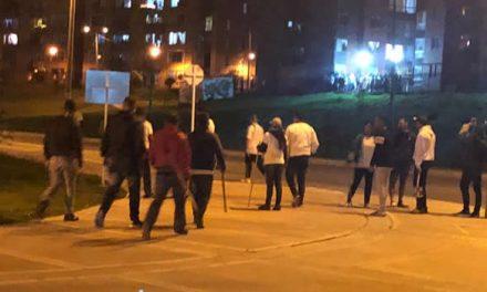 Pánico en Soacha por presencia de vándalos en barrios y conjuntos residenciales