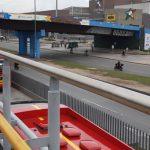 Con escasez de transporte en Soacha inició jornada de Paro Nacional