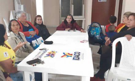 JAC de Soacha conformada por sólo mujeres realizó su asamblea general