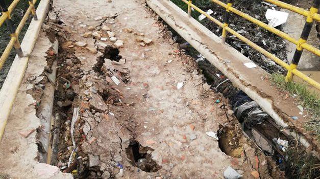 """Hogares Soacha construirá el """"Puente Micos"""""""