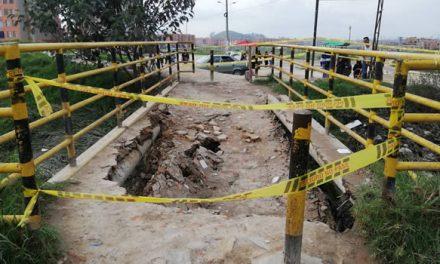 Puente Micos, un monumento a la desidia en Soacha