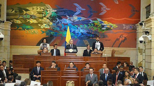 Presidente Duque sancionó la reforma tributaria