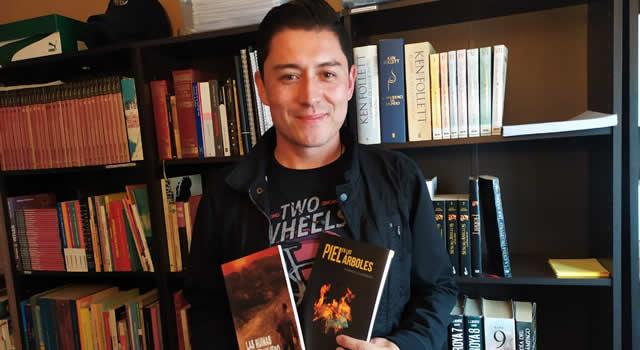 A Rodrigo Guerrero las letras le cambiaron su vida