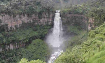 En medio del Paro Nacional, declaran al Salto del Tequendama como patrimonio natural de Colombia