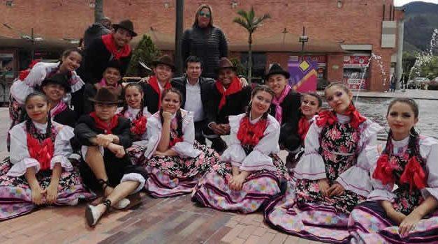 Fin de semana cultural en Soacha  con Sentimiento al Parque
