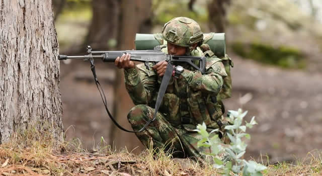 Tormenta eléctrica deja soldados heridos entre Guaduas