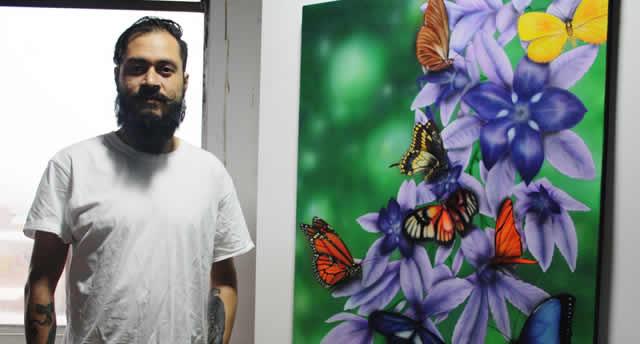 Arte ambientalista llega a la Casa de la Cultura de Soacha