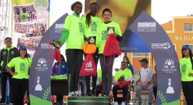 Se confirma nómina internacional para la XXVIII Carrera Atlética de Soacha