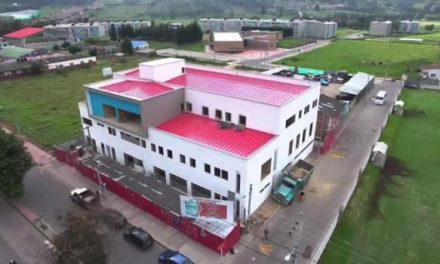 Sibaté inaugura moderno centro de Salud