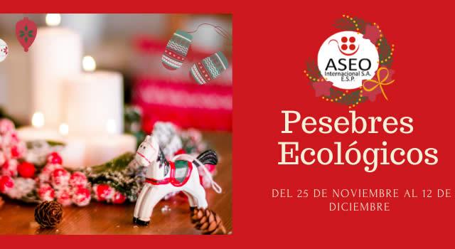 Arranca concurso de pesebres ecológicos en Soacha