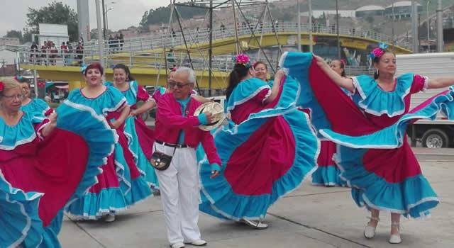 Con arte, deporte y turismo, Xuagaia lucha por el cambio social en Soacha