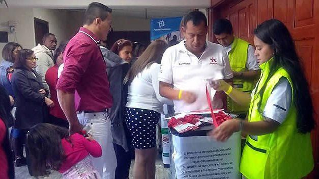 El IPES sorteará 176 módulos para vendedores ambulantes de Bogotá
