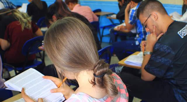 Más de 40.000 estudiantes de Cundinamarca presentarn las pruebas Saber 11