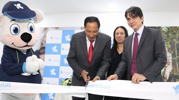 Inauguran sede de la EPS Sanitas en Soacha