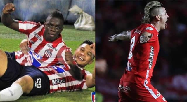 América y Junior disputarán la final del fútbol colombiano