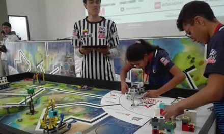 En Soacha se realizó la final regional First Lego League