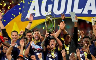Medellín venció a Deportivo Cali y es campeón de la Copa Águila