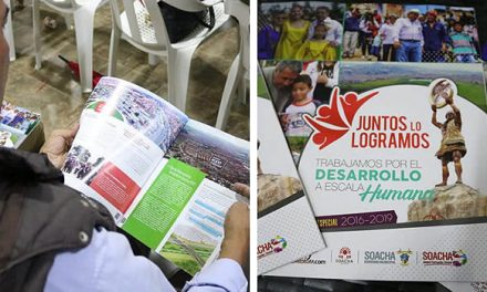 Alcaldía de Soacha realizó el lanzamiento de la revista ¡Juntos lo Logramos!