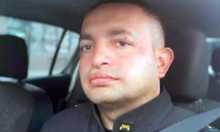 Asesinan a teniente del Esmad en Cota