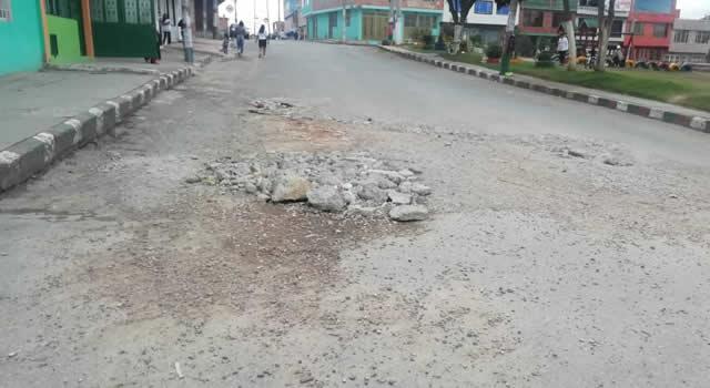 Entrega de áreas de cesión  en La Amistad facilitaría futuras intervenciones viales en Soacha