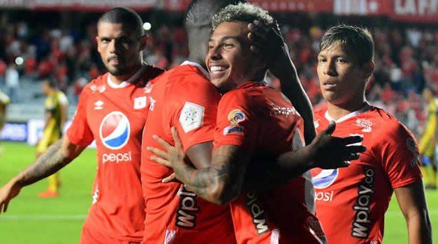 Equidad y América sufren importantes bajas para partidos de la semifinal del fútbol colombiano
