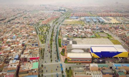 Publican pre pliegos para construir la Avenida Ciudad de Cali hasta límites con Soacha
