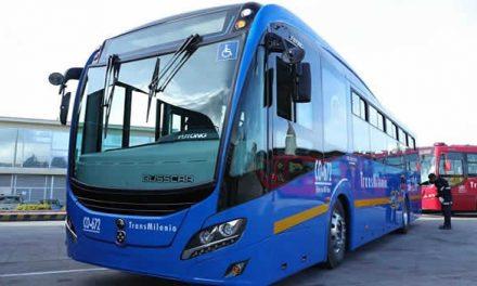 Buses eléctricos entrarán a operar las zonas que son atendidas por el SITP Provisional