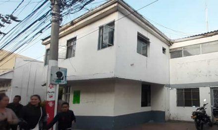 ¿Qué pasó con la estación de Policía del centro de Soacha?