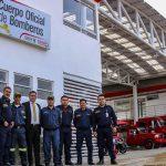 Esmad invadió Estación de Bomberos de Soacha