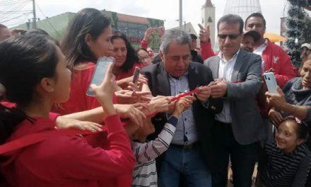 Inauguran  muestra empresarial navideña en Soacha