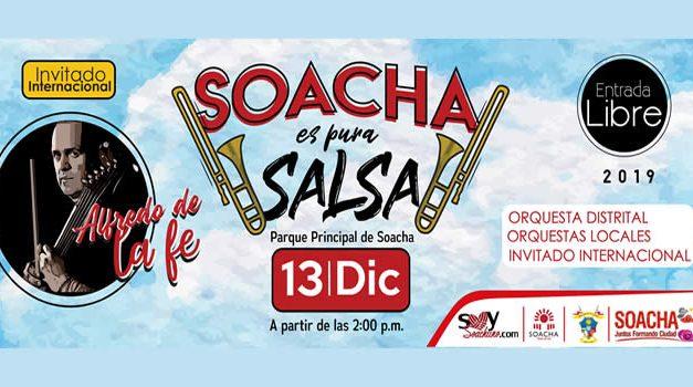 Diciembre es el mes de festivales en Soacha