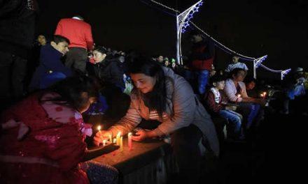 Noche de las Velitas con concierto, humor y pirotecnia en Bogotá