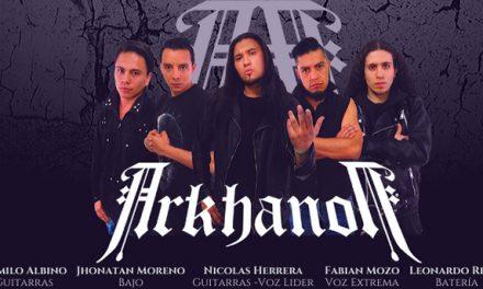 Arkhanon,   power metal sinfónico soachuno que cosecha éxitos musicales