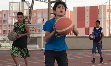 El baloncesto se toma la comuna cinco de Soacha
