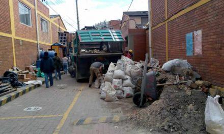 Inconformidad en San Mateo por procedimientos indebidos con las canecas de basura