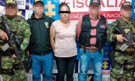 En Soacha detienen  a  mujer contratada para cobrar una extorsión