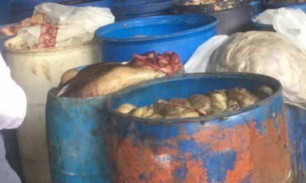 Alerta en Soacha y Bosa por distribución de embutidos en mal estado